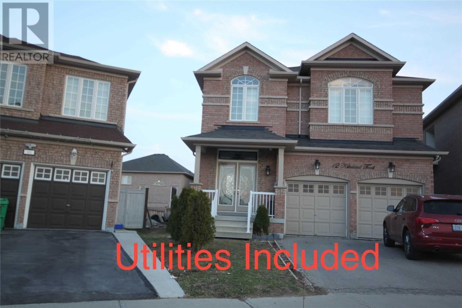 12 Keirstead Tr, Brampton, Ontario  L6R 0G7 - Photo 1 - W5197663